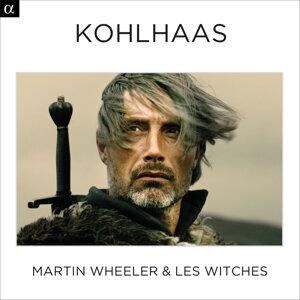 Martin Wheeler, Les Witches 歌手頭像