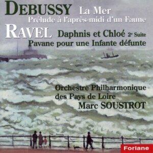 Orchestre Philharmonique des Pays de Loire, Marc Soustrot, Georges Lambert, Martial Prost 歌手頭像