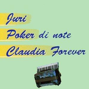 Yuri, Poker di note, Claudia Forever 歌手頭像