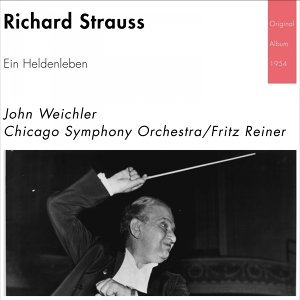 Chicago Symphony Orchestra, Fritz Reiner, John Weichler 歌手頭像