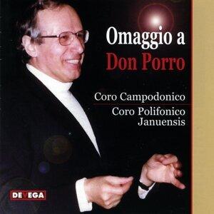 Luigi Porro, Coro Campodonico e Voci bianche, Coro Polifonico Januensis 歌手頭像