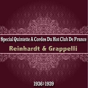 Special Quintette A Cordes Du Hot Club De France, Reinhardt, Grappelli 歌手頭像