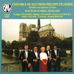 Ensemble de Hautbois Philippe Pélissier, Philippe Pélissier, Jeanine Boutin 歌手頭像