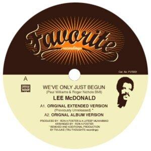 Lee Mc Donald 歌手頭像