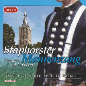 Staphorster Mannen Samenzangkoor, Jan Quintus Zwart 歌手頭像