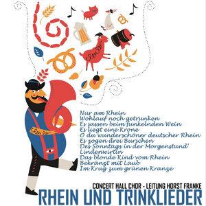 Concert Hall Chor, Horst Franke 歌手頭像