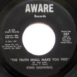 King Hannibal 歌手頭像