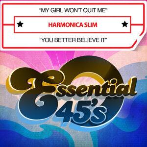 Harmonica Slim 歌手頭像