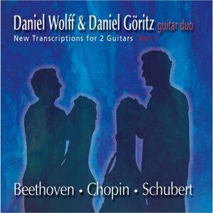Daniel Wolff, Daniel Göritz 歌手頭像