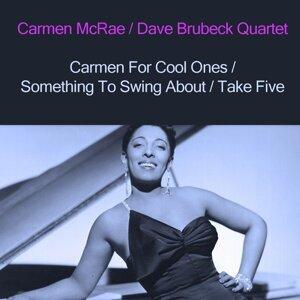 Carmen McRae, Dave Brubeck, Dave Brubeck Quartet 歌手頭像