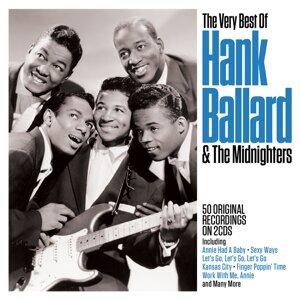 Hank Ballard & The Midnighters 歌手頭像