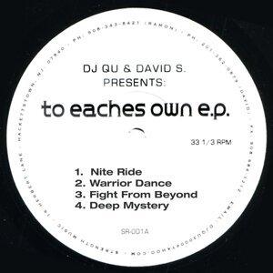 DJ QU & David S. 歌手頭像