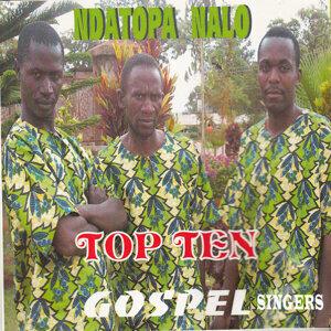 Top Ten Gospel Singers 歌手頭像