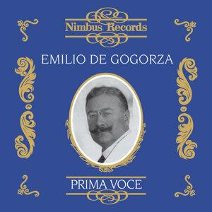 Emilio de Gogorza, Marcella Sembrich, Emma Eames 歌手頭像
