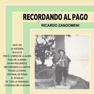 Ricardo Zandomeni 歌手頭像