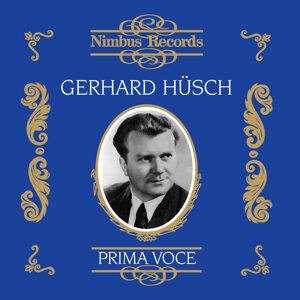 Gerhard Hüsch, Emmy Bettendorf, Wilhelm Strienz 歌手頭像