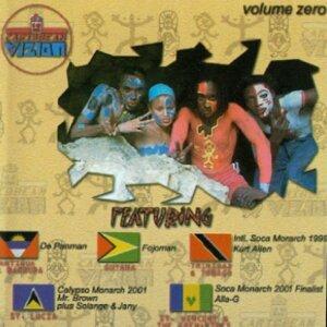 Caribbean Vizion 歌手頭像