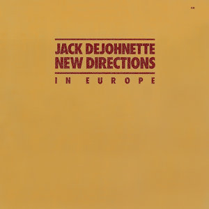 Jack DeJohnette New Directions