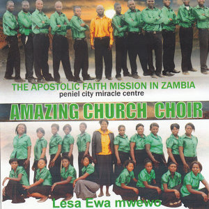 The Apostolic Faith Mission In Zambia Peniel City Miracle Centre Amazing Church Choir 歌手頭像