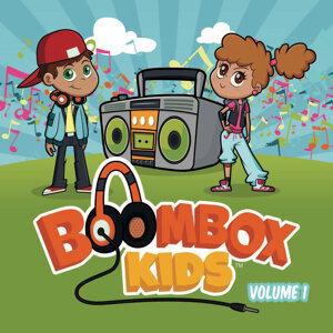 BoomBox Kids 歌手頭像