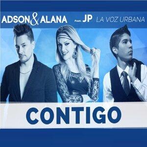 Adson & Alana & JP la Voz Urbana (Featuring) 歌手頭像