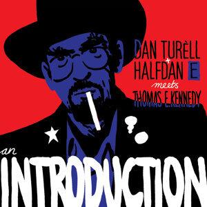 Dan Turéll, Halfdan E 歌手頭像