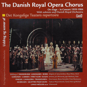 The Danish Royal Opera Chorus 歌手頭像