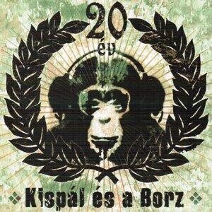 Kispal Es A Borz 歌手頭像