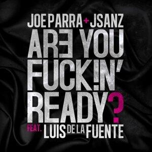 Jsanz, Joe Parra 歌手頭像