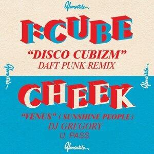 I:Cube, Cheek 歌手頭像