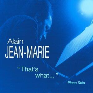 Alain Jean-Marie 歌手頭像
