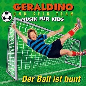 Geraldino und sein Team 歌手頭像