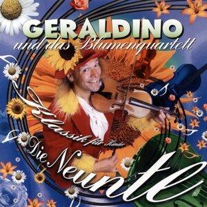 Geraldino und das Blumenquartett 歌手頭像