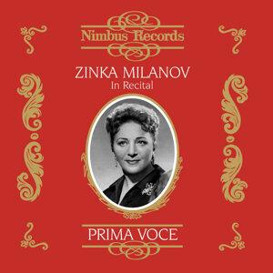 Bozidar Kunc, Zinka Milanov 歌手頭像
