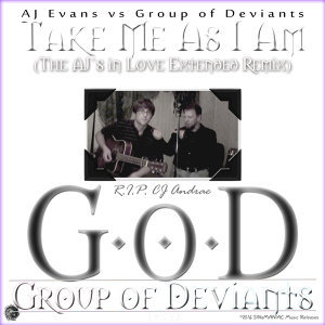 AJ Evans vs. Group of Deviants 歌手頭像