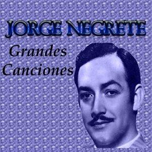 Jorge Negrete 歌手頭像