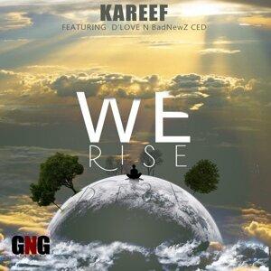Kareef Dior 歌手頭像