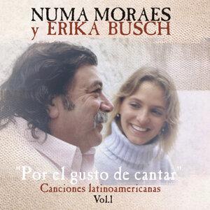 Numa Moraes, Erika Busch 歌手頭像
