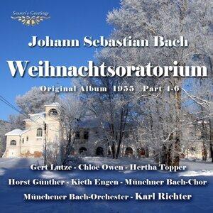 Gert Lutze, Chloë Owen, Hertha Töpper, Horst Günther, Kieth Engen, Münchner Bach-Chor, Münchener Bach-Orchester, Karl Richter 歌手頭像