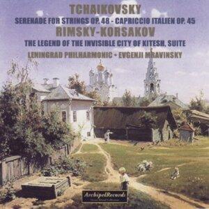 Leningrad Philharmonic Orchestra, Evgenij Mravinsky 歌手頭像