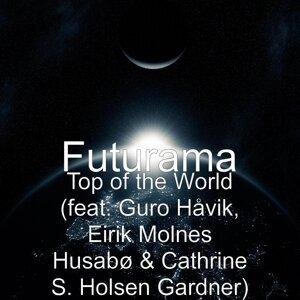 Futurama 歌手頭像