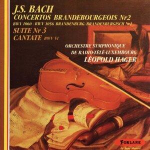 Orchestre Symphonique de radio-télé Luxembourg, Leopold Hager, Vassil Ivanov, Norbert Mattern, Jean de Ridder, Elisabeth Parcells 歌手頭像