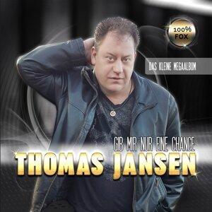 Thomas Jansen 歌手頭像