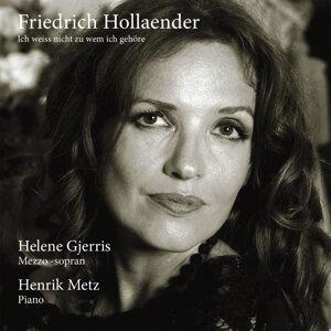 Helene Gjerris, Henrik Metz 歌手頭像