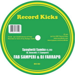 Fab Samperi, DJ Farrapo 歌手頭像