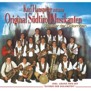 Karl Hanspeter und seine Original Sudtirol Musikanten 歌手頭像