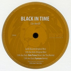 Black In Time 歌手頭像