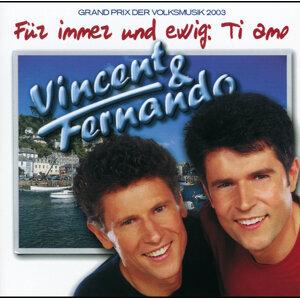 Vincent & Fernando 歌手頭像