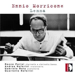 Rocco Parisi, Andrea Noferini, Gabriele Rota, Quartetto Noferini 歌手頭像