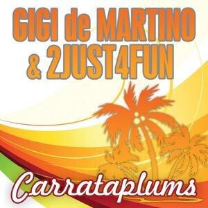 Gigi de Martino, 2just4fun 歌手頭像
